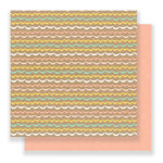 Pebbles - Spring Fling Collection - 12 x 12 Double Sided Paper - Celebration