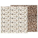 Pebbles - Warm and Cozy Collection - 12 x 12 Double Sided Paper - Arrows