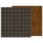 Pebbles - Warm and Cozy Collection - 12 x 12 Double Sided Paper - Afternoon Naps