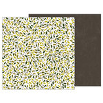 Pebbles - Warm and Cozy Collection - 12 x 12 Double Sided Paper - Breezy