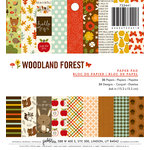 Pebbles - Woodland Forest Collection - 6 x 6 Paper Pad