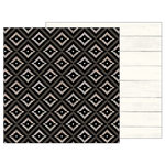Pebbles - Simple Life Collection - 12 x 12 Double Sided Paper - Aztec