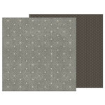 Pebbles - Simple Life Collection - 12 x 12 Double Sided Paper - Tin