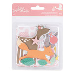 Pebbles - Lullaby Collection - Ephemera - Girl