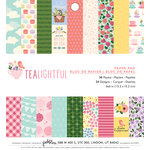 Pebbles - TeaLightful Collection - 6 x 6 Paper Pad