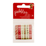 Pebbles - Merry Merry Collection - Christmas - Washi Tape