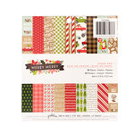 Pebbles - Merry Merry Collection - Christmas - 6 x 6 Paper Pad