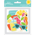 Pebbles - Sunshiny Days Collection - Ephemera
