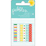 Pebbles - Sunshiny Days Collection - Washi Tape