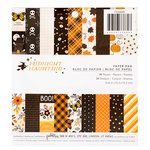 Pebbles - Midnight Haunting Collection - Halloween - 6 x 6 Paper Pad