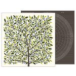 Pebbles - Heart of Home Collection - 12 x 12 Double Sided Paper - Grow Together
