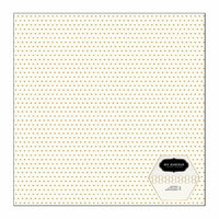 Pebbles - My Bright Life Collection - 12 x 12 Double Sided Paper with Foil Accents