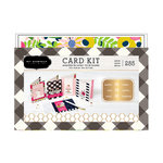 Pebbles - My Bright Life Collection - Card Kit with Foil Accents