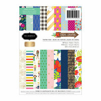 Jen Hadfield - Chasing Adventure Collection - 6 x 8 Paper Pad with Foil Accents