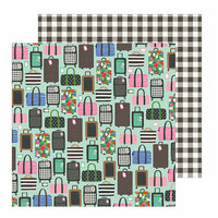 Pebbles - Chasing Adventure Collection - 12 x 12 Double Sided Paper - Ready Set Go