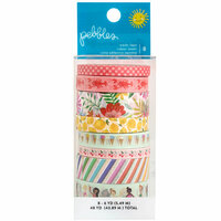 Pebbles - Oh Summertime Collection - Washi Tape