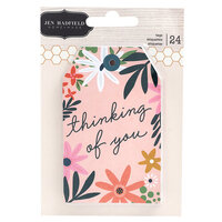 Pebbles - This Is Family Collection - Embellishments - Tag Pad