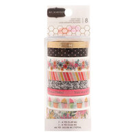 Jen Hadfield - Hey, Hello Collection - Washi Tape with Foil Accents