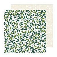 Pebbles - The Avenue Collection - 12 x 12 Double Sided Paper - Vineyard Ave.
