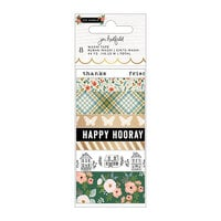 Jen Hadfield - The Avenue Collection - Washi Tape with Gold Foil Accents