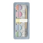 American Crafts - Pebbles - Metallic Chalk Set - 10 Piece - Cream Pastels