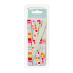 American Crafts - Pebbles - Hip Hip Hooray Collection - Twist Ties