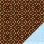 American Crafts - Pebbles - New Addition Boy Collection - 12 x 12 Double Sided Paper - Little Toes