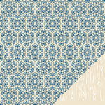 American Crafts - Pebbles - Fresh Goods Collection - 12 x 12 Double Sided Kraft Paper - Come Again