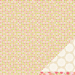 American Crafts - Pebbles - Country Picnic Collection - 12 x 12 Double Sided Kraft Paper - Cobblestone