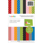 Pebbles - Basics Collection - 5.5 x 8.5 Cardmaking Paper Pad 2