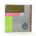American Crafts - Modern Album - Customizable 8.5x11 D-Ring - Green