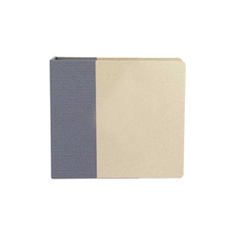 American Crafts - Modern Album - Customizable 8.5x11 D-Ring Album - Navy
