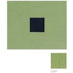 American Crafts - Corduroy Album - 12x12 D-Ring Album - Leaf