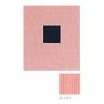 American Crafts - Corduroy Album - 8.5x11 D-Ring Album - Blush