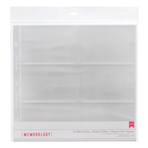 American crafts 12 x 12 page protectors with 4 x 6 photo for American crafts page protectors 8x8