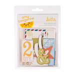 American Crafts - Amy Tangerine Collection - Bits - Decorative Tags