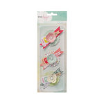 American Crafts - Dear Lizzy Neapolitan Collection - Ephemera Flowers