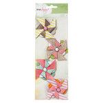 American Crafts - Dear Lizzy Neapolitan Collection - Pinwheels