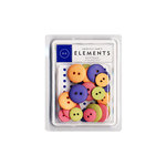 American Crafts - Buttons - Junior, CLEARANCE