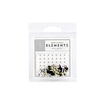 American Crafts - Brads - Elegant - Mini, CLEARANCE