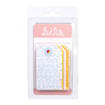 American Crafts - Hello Sunshine Collection - Bits - Decorative Tags