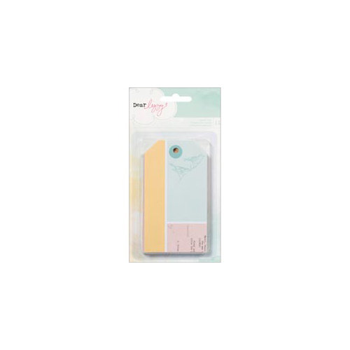American Crafts - Dear Lizzy 5th and Frolic Collection - Bits - Decorative Tags - Large