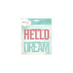 American Crafts - Dear Lizzy 5th and Frolic Collection - Phrase Garlands with Ribbon