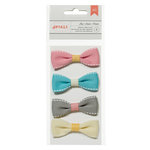 American Crafts - My Girl Collection - Details - Ribbon Bows