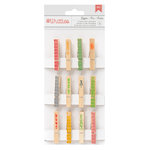 American Crafts - My Girl Collection - Clothespins
