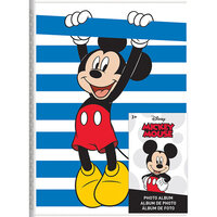EK Success - Disney Collection - Photo Album - Mickey Stripe