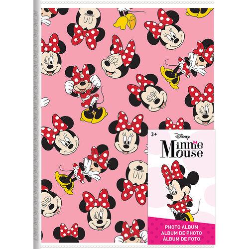 EK Success - Disney Collection - Photo Album - Minnie Icons