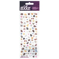 EK Success - Sticko - Stickers - Tiny - Dog