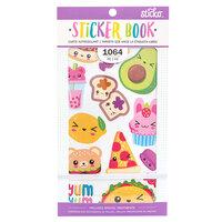 EK Success - Sticko - Sticker Book - Food