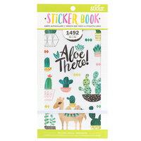 EK Success - Sticko - Sticker Book - Succulent